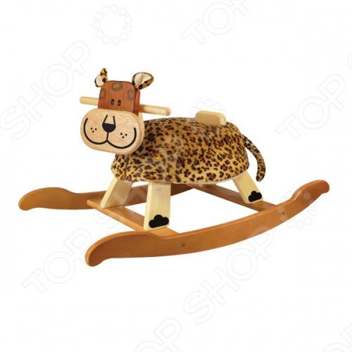 Каталка I'm toy «Леопард»