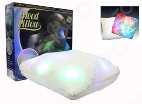Подушка декоративная со светодиодами Bradex «Млечный путь»