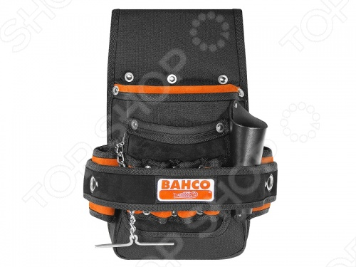 Поясная сумка электрика BAHCO