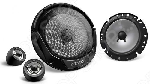 Система акустическая компонентная Kenwood KFC-E170P
