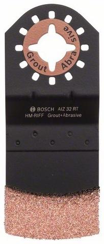 Полотно пильное погружное Bosch AIZ 32 RT погружное пильное полотно bosch bim aiz 32 apb wood and metal 2 608 661 644