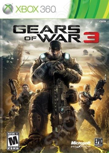 фото Игра для Xbox 360 Microsoft Gears of War (rus), Игры для игровых консолей