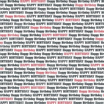 Бумага для скрапбукинга двусторонняя Teresa Collins Happy Birthday бумага для скрапбукинга двусторонняя fancy pants skull