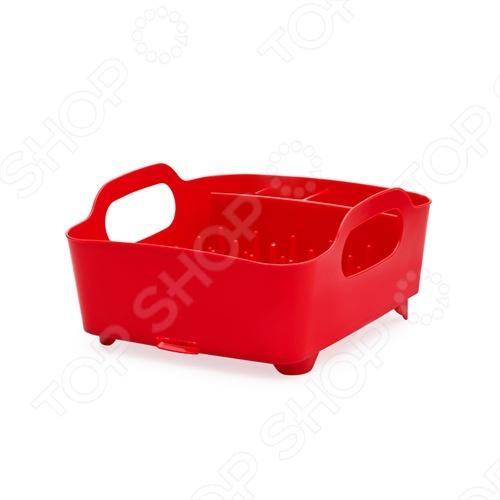 Сушилка для посуды Umbra Tub umbra сушилка для посуда sinkin 35х26х9 см красный никель dyofdzt