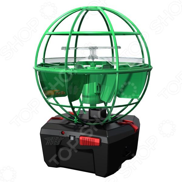 Игрушка на радиоуправлении AirHogs «Летающий шар». В ассортиментеДругие радиоуправляемые игрушки<br>Товар продается в ассортименте. Цвет и вид товара при комплектации заказа зависит от наличия товарного ассортимента на складе. Игрушка на радиоуправлении AirHogs Летающий шар - уникальная модель летающего аппарата, который несомненно понравится не только ребенку, но даже взрослому. Шар оснащен сенсорной системой управления, ей можно управлять просто прикасаясь руками. Благодаря своей конструкции, она защищена от неожиданных ударов об стенки.  Идеальный вариант для новичков  Необходимо 6 батареек типа АА  Время зарядки около 30 мин, время игры около 5 мин. Игра подарит незабываемое времяпрепровождение, позволит вашему малышу почувствовать себя настоящим пилотом и научит бережно управляться с вещами.<br>