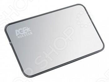 фото Внешний корпус для HDD AgeStar 3UB2A8-A, Аксессуары для комплектующих