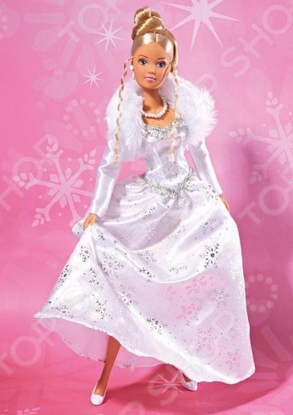 Кукла Штеффи с аксессуарами Simba «Снежная королева» цена