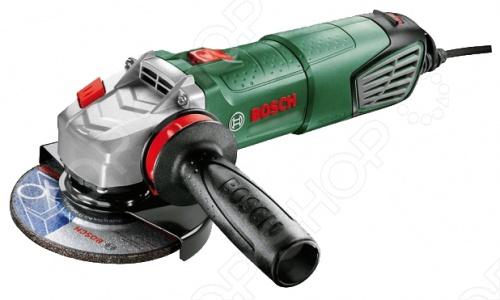 Машина шлифовальная угловая Bosch PWS 1300-125 CE bosch pws 850 125 06033a2704