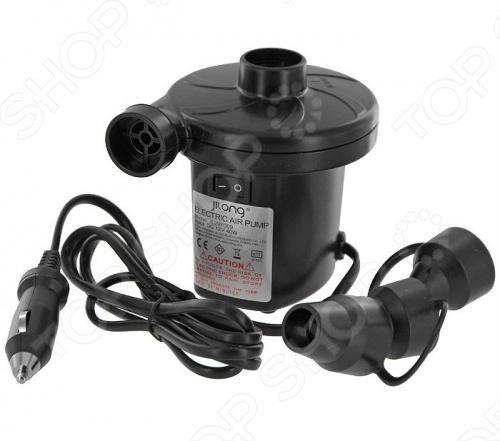 Насос электрический Jilong 3-way насос электрический jilong ac electric 220b