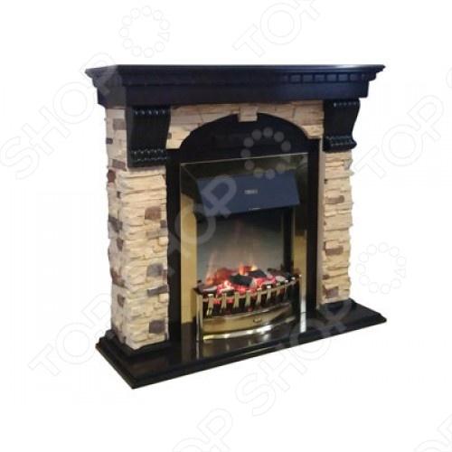 Портал каменный Dimplex Dublin подходит для стандартных очагов Opti-Myst. Он поможет вам создать свой теплый уголок дома в холодное время года. А еще такой камин создаст в доме комфортную, успокаивающую обстановку. Благодаря интересному дизайну портал хорошо подойдет как для классических интерьеров комнат, так и для современного стиля интерьера в квартире. Размер каминного портала: 1200х975х352 мм.