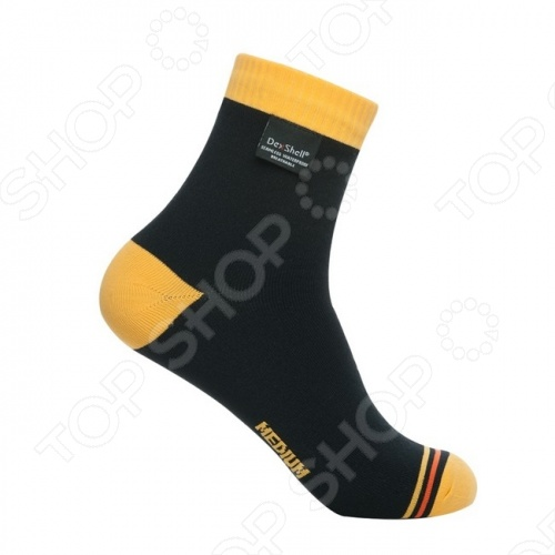 Носки водонепроницаемые DexShell Ultralite Biking dexshell детские водонепроницаемые носки children socks