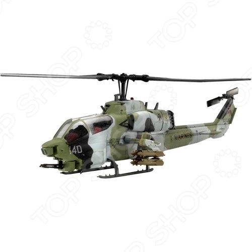 Сборная модель вертолета Revell AH-1W Super Cobra