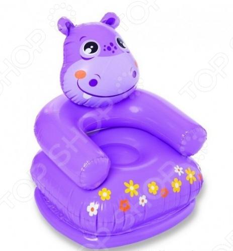 Кресло надувное детское Intex 68556