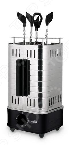 Электрошашлычница Smile GB 3313 электрошашлычница где купить в питере