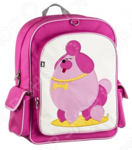 Pocchari - Poodle Рюкзак Beatrix New York Пудель Поккари с боковыми карманами
