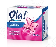 Тампоны Ola    /Super