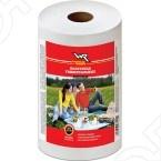 Полотенце и салфетки для рук World Rider WR 7401 это удобные полотенца в рулоне, которые пригодятся как дома, так и во время пикников на природе, в путешествии и на даче. Полотенца изготовлены из специального структурированного нетканого материала с большим содержанием вискозы в рулоне 60 полотенец . И влажные салфетки для рук с удалением запаха 25 штук в упаковке .