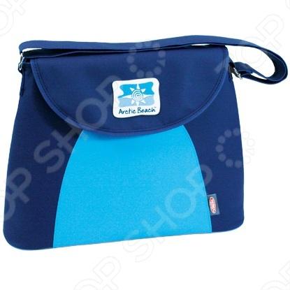 Сумка изотермическая Thermos Arctic Beach Tote zipit сумка premium tote beach bag цвет голубой коричневый