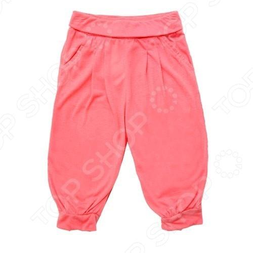 Капри для девочек Zeyland Fashion Girl Pinkee. Цвет: розовый    /