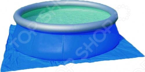 Покрытие защитное под бассейн Bestway 58031 бассейн bestway 457х107см бв57127