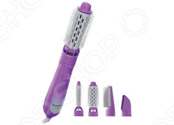 Фен-щетка Panasonic EH-KA42-V865 щетка для сушки волос с микрофиброй kz 0347