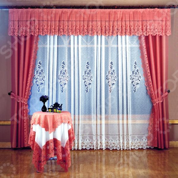 Комплект штор Wisan Ofelia шторы wisan шторы с ламбрекеном wallis