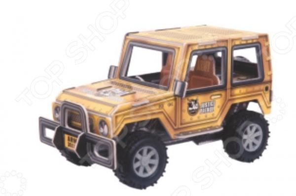 Конструктор 3D Education Line «Джип XL» D029336 lego education 9689 простые механизмы