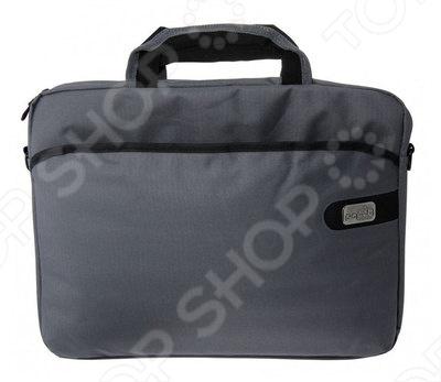 Сумка для ноутбука PC Pet PCP-A1215 это отличная прочная сумка для ноутбука, которая убережет ваше устройство от внешнего воздействия. С фронтальной стороны есть практичный карман, в который вы сможете положить аксессуары для вашего ноутбука. Сумки такого типа представляют собой удобную переноску, а так же ежедневную защиту устройства от ударов, царапин и воздействия окружающей среды.