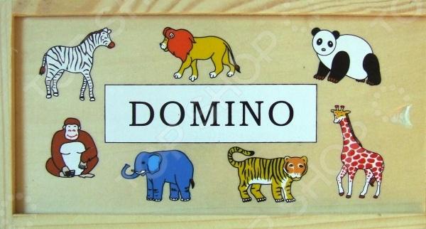 Домино - игра появившаяся в древнем Китае и Индии до сих пор пользуется большой популярностью, как среди взрослых, так и среди детей разной возрастной категории. Домино ADEX Дикие животные - станет интересным и полезным подарком для ребенка. Игра в домино развивает в ребенке внимательность и наблюдательность, а так же способствует развитию ассоциативного и логического мышления. Так же не стоит забывать о том, что игра в домино - это отличная возможность родителям интересно и с пользой провести время с ребенком, ведь совместная деятельность крайне положительно сказывается на общем развитии детей. Игра выполнена из экологически чистых материалов, поэтому является абсолютно безопасной для ребенка. В набор входит 28 элементов.