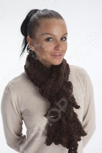 Универсальный Bradex Чудо-шарфик может из обычного шарфа превращается в накидку с капюшоном, жилет, платок, шапочку, платье, шаль или юбку. Менять его вид в зависимости от того, какой наряд хотите получить. Шарф Bradex Чудо-шарфик растягивается и в длину, и в ширину. Имеет изысканные цвета, которые сочетаются с любыми элементами вашего гардероба. Мягкий состав ткани делает его приятным на ощупь и очень уютным. Длина: 180 см. Способен растягиваться в ширину до 80-85 см.
