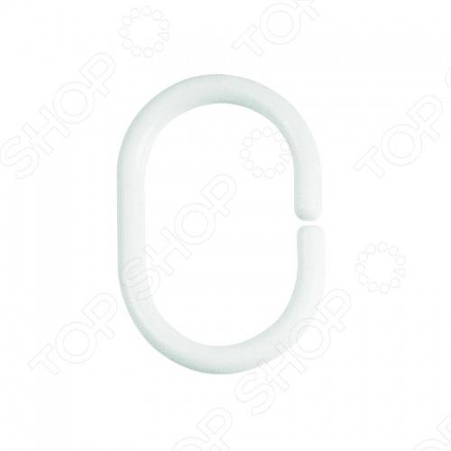 Кольца для штор Spirella C-MINOR это набор полипропиленовых колец, предназначенных для крепления штор в ванной. Шторка для ванной это необходимая часть интерьера ванной комнаты. Они подбираются так, чтобы гармонировала с цветовой гаммой ванной. Кольца, с помощью которых шторка крепится, тоже должны быть не только функциональными, но и подходить по цвету и дизайну. Кольца для штор Spirella C-MINOR представлены в двух цветах: белые и прозрачные, чтобы вы могли выбрать тот, который подойдет именно вашей ванной комнате. В набор входит 12 колец.