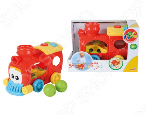 Паровозик Simba игрушечный 4012778