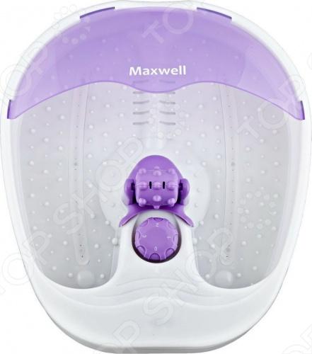 фото Гидромассажная ванночка для ног Maxwell MW-2451 PK, Гидромассажные ванночки для ног