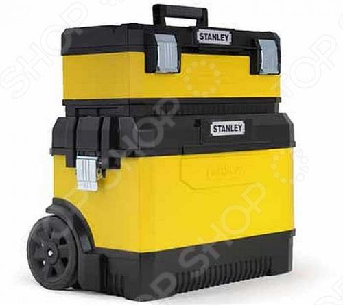Ящик для инструмента с колесами двухсекционный STANLEY 1-95-831 Stanley - артикул: 292160