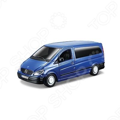 Сборная модель автомобиля 1:32 Bburago Mercedes-Benz Vito
