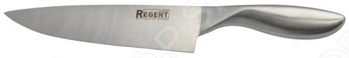 Нож из нержавеющей стали Regent Luna нож хлебный 205 320мм regent цвет коричневый