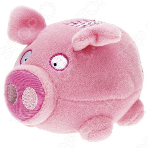 Мягкая игрушка интерактивная Woody O\'Time «Свинка» Игрушка плюшевая интерактивная Woody O\'Time «Свинка» /Розовый