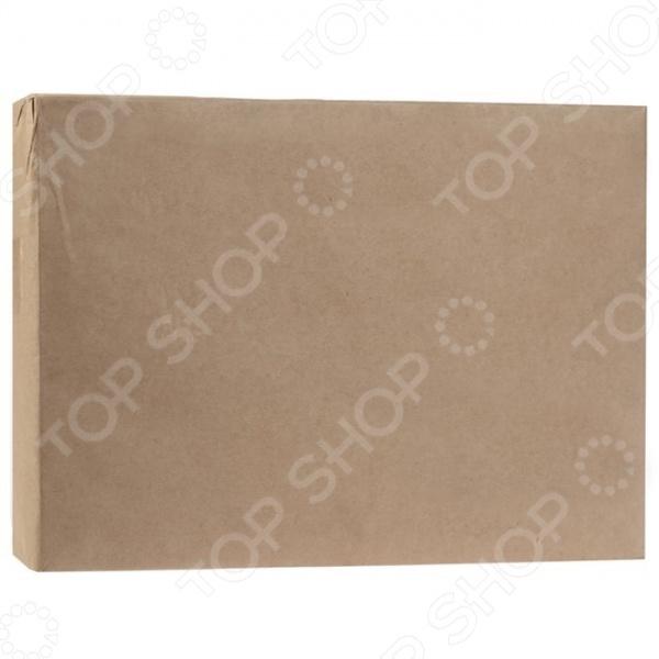 Папка для черчения Kroyter Профессиональная включает в себя нарезанные листы бумаги плотностью 200 гр м2. Листы упакованы в крафт бумагу. Вы всегда сможете брать необходимые для рисования аксессуары с собой.