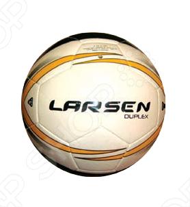 Мяч футбольный Larsen Duplex мяч футбольный larsen larsen futsal sala