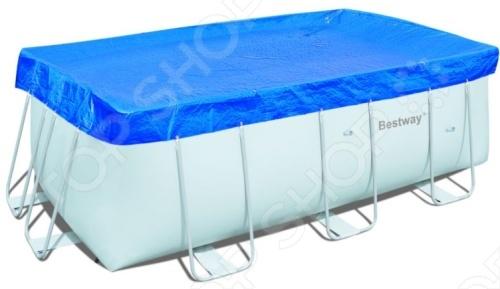 Покрышка для бассейна Bestway 58232 чаша bestway 56193ass10 244x51 см для бассейна splash in shade