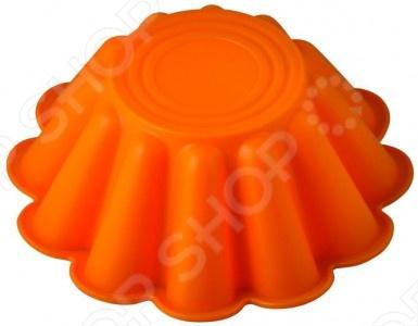 Форма для выпечки силиконовая Regent КаравайСиликоновые формы для выпечки и запекания<br>Форма для выпечки силиконовая Regent Каравай это отличная форма для выпекания пирога, которая сделана из пищевого силикона. Посуда идеально подходит для выпекания различной выпечки, ведь форма предотвращает тесто от вытекания , при этом, предоставляя возможность с легкостью извлечь готовую выпечку и получить на ней красивый рисунок. Пищевой силикон абсолютно безопасен и не вступает в реакцию с продуктами, а так же не влияет на запах и вкус готового изделия.<br>
