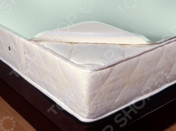 Трехслойный наматрасник влагонепроницаемый Primavelle Comfort Liana на резинках не только защитит матрас от внешних повреждений, влаги и образования пятен, но и обеспечит вам более комфортный и спокойный отдых. Модель выполнена из смеси натурального хлопка и полиэстера, отлично зарекомендовавших себя в пошиве постельного белья, благодаря мягкости, влаговпитываемости и устойчивости к истиранию. При пошиве изделия использована технология безниточного скрепления тканей ТМ Ультрастеп. Модель представлена в двух цветовых решениях.