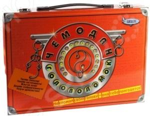 Набор головоломок Новый формат 59435 набор для творчества чемодан головоломок