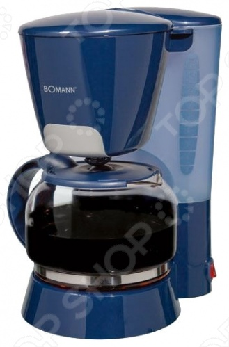 Кофеварка Bomann KA 167 CB - это капельная кофеварка для молотого кофе. Она имеет пластиковый корпус и кофейник на 1,25 литра. Кофеварка Bomann KA 167 CB обладает мощностью 870 Вт и постоянным фильтром. Простота использования и при этом множество функций сделают процесс приготовления кофе быстрым и легким.
