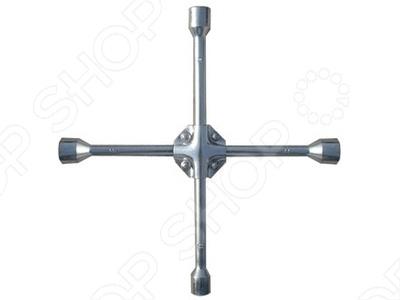 Ключ-крест баллонный MATRIX PROFESSIONAL усиленный  комбинированный ключ matrix professional 14809