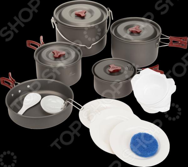 Набор портативной посуды FIRE-MAPLE FMC-213