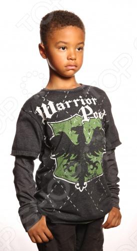 Линия Warrior Poet - это нечто большее, чем стильная одежда для мальчишек. Смелый крой, ткани, имитирующий тусклый блеск благородной стали, символы, сочетающие высокую поэзию древности с остроумием современных дизайнерских решений. Как гласит девиз компании, Мы создаем современную броню из одежды для нового поколения: мы поможем мечтать больше, идти дальше и выглядеть лучше . Материал 100 чесаный хлопок, без добавления синтетики. Если модели с модным сейчас приталенным силуэтом. По горловине идет вставка с лайкрой изнутри, чтобы воротник не растягивался и не деформировался. Края обработаны очень аккуратно. Цветовая палитра выше всяких похвал. Лонгслив Warrior Poet Phoenix Argyle T-Shirt - яркий атрибут для повседневного гардероба активного ребенка. Изделие насыщенной расцветки выполнено из натурального хлопкового материала и полиэстера, способствующих хорошей воздухопроницаемости и эластичности модели. Дизайн предусматривает контрастный принт в виде орла. Лонгслив Warrior Poet Phoenix Argyle T-Shirt является ярким представителем стиля casual. Сейчас он особенно популярен и выполнен из экологически чистых и безопасных материалов и красок. Грамотный крой и высококачественный хлопок обеспечивают хорошую посадку по фигуре. Декоративно обработанные швы придают изделию стильное внешнее оформление.