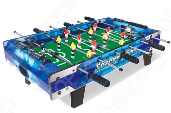 Настольная игра Футбол настольный Премиум, 83х42х24 см