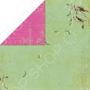 фото Бумага для скрапбукинга Prima Marketing Dance with the Birds, купить, цена