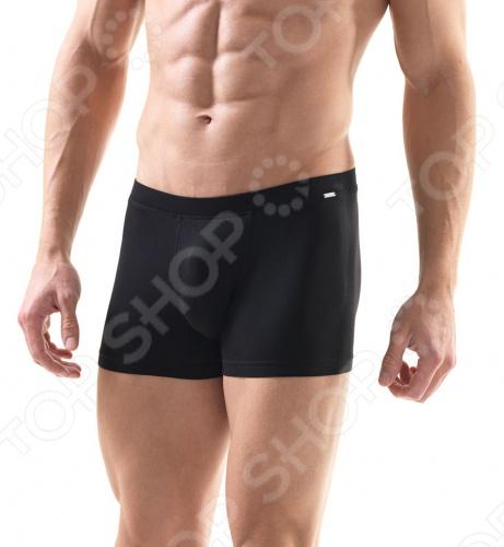 Трусы-шорты без пояса BlackSpade 9310 для мужчин. Вещь состоит на 94 из модала. Этот материал обеспечивает комфорт при носке и слегка холодит кожу в жаркое время года. Среди других преимуществ следует отметить быстрый обмен влаги. Не вызывает раздражения на коже. Свойства сохраняются даже после многочисленных стирок. Кроме того, вещь быстро сохнет.